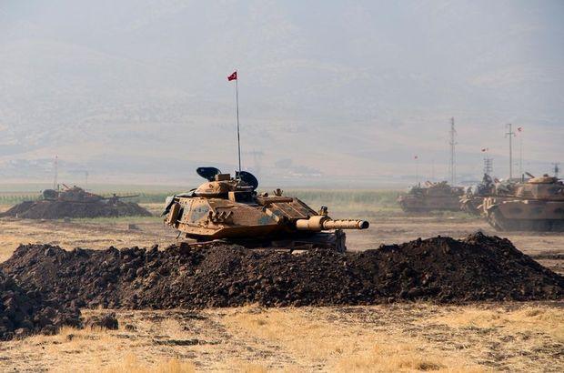 Sınırdaki tatbikat 5. gününde! Askeri hareketlilik artarak sürüyor
