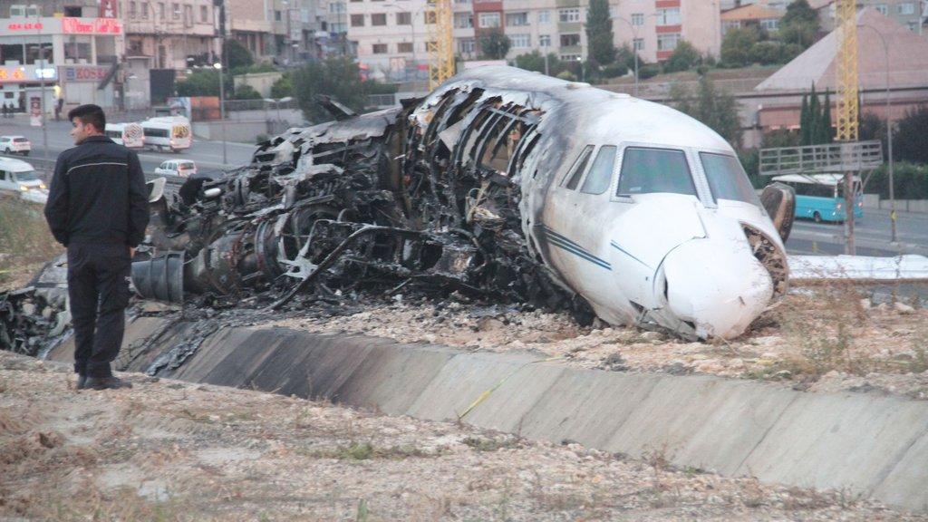 Son 20 yılda 14'üncü jet kazası