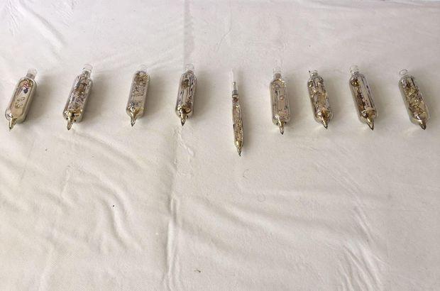 Trabzon'da ele geçirildi! Kimyasal silah yapımında kullanılıyor