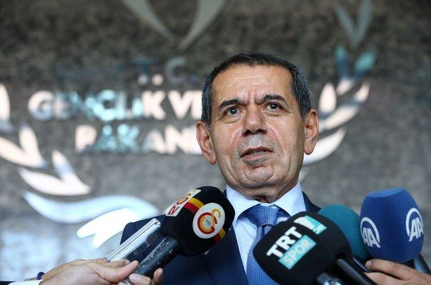 Kulüpler Birliği Başkanı Dursun Özbek açıklamalar yaptı