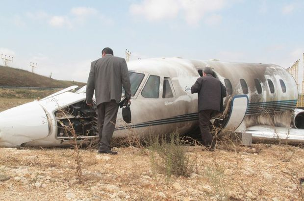 Yanan jetin pilotu o anları anlattı: Durduramadık