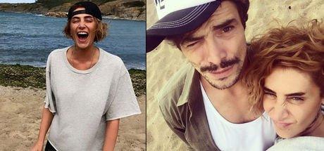 Ahmet Kural sevgilisi Sıla ile fotoğrafını paylaştı