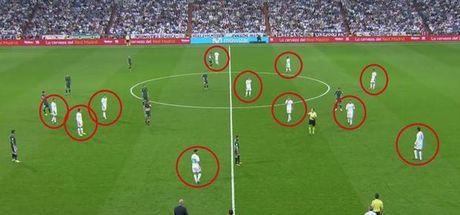 Real Madrid-Real Betis maçında skandalın eşiğinden dönüldü