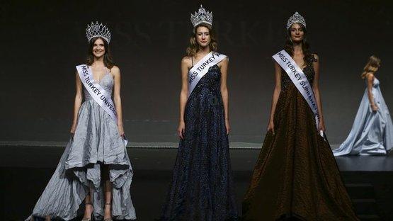 Miss Turkey güzelinin tacı geri alındı