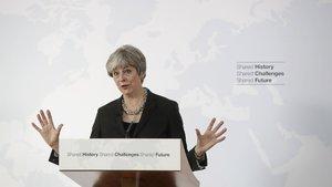 İngiltere Başbakanı May: Mart 2019'da kesin bitecek