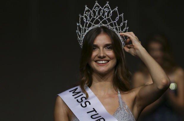 Miss Turkey 2017 birincisi: Aslı Sümen