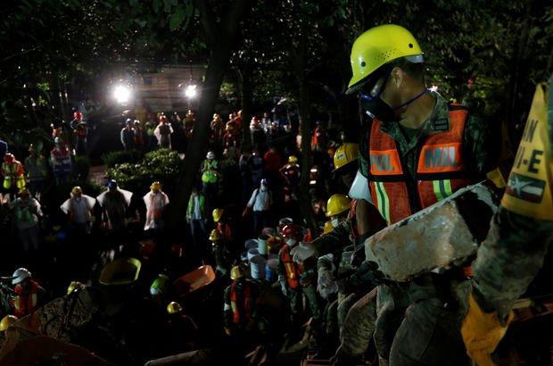 Meksika'da depremin bilançosu ağırlaşıyor: 273 ölü