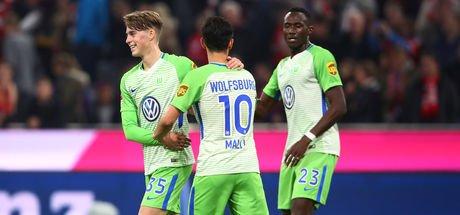 Bayern München: 2 - Wolfsburg: 2 (MAÇ SONUCU)