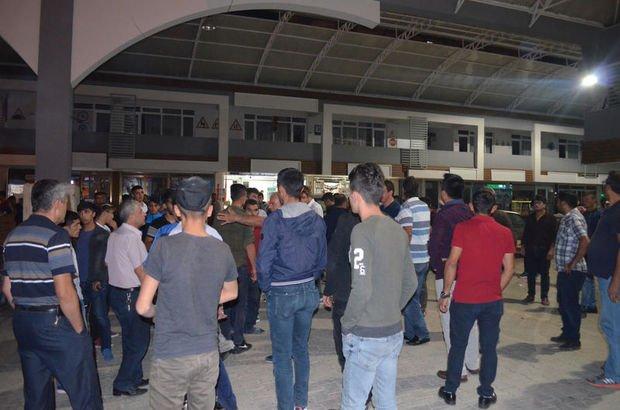 Antalya'da gergin gece... 600 kişi toplandı!