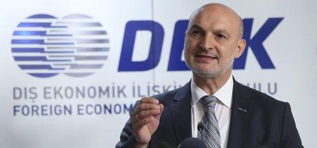 DEİK Yönetim Kurulu Başkanı Vardan istifa etti