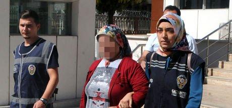Gaziantep'te temizlediği villadan 200 bin liralık altın çalan kadın yakalandı