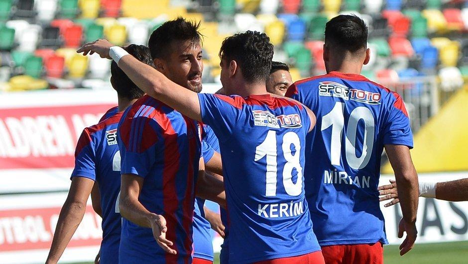 Altınordu: 3 - Gaziantepspor: 0