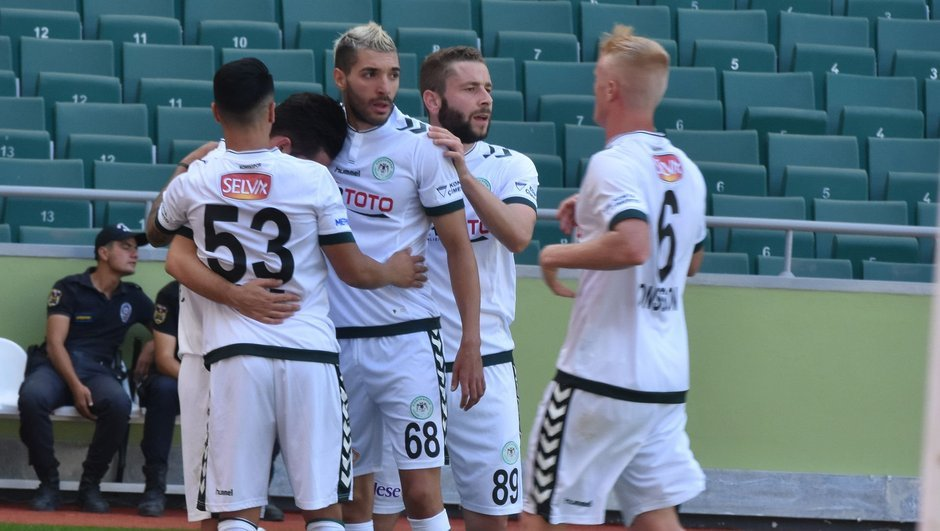 Konyaspor: 2 - Akhisarspor: 0