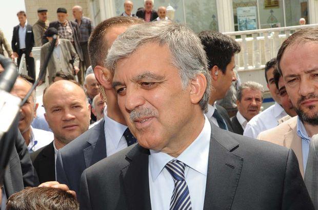 Abdullah Gül: Bu tür bir emrivaki, durumu daha da kötüleştirecektir