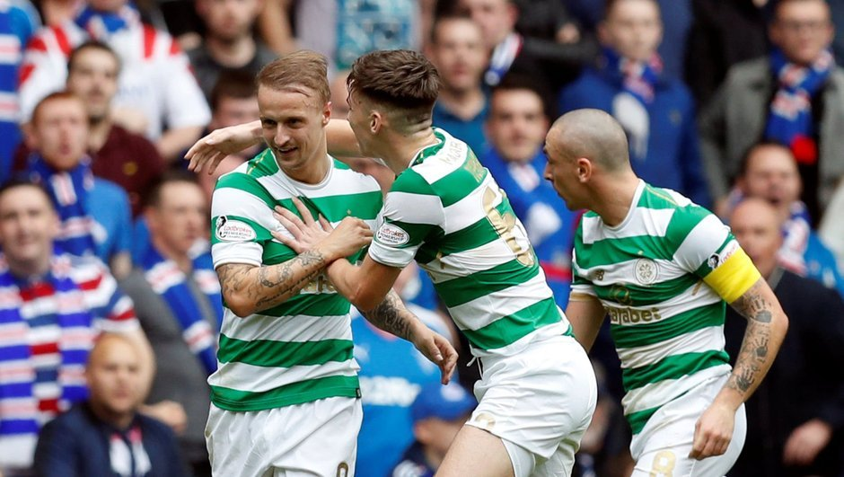 Celtic derbi dinlemez!