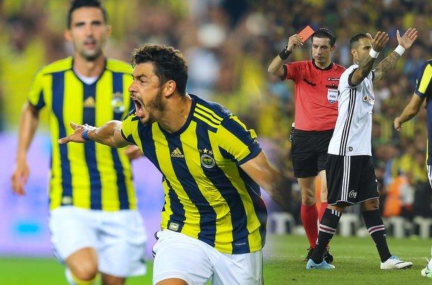Fenerbahçe Beşiktaş Maç Sonucu