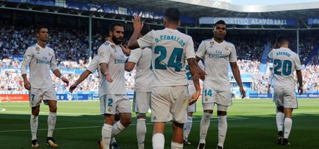 Deportivo Alaves: 1 - Real Madrid: 2   MAÇ SONUCU