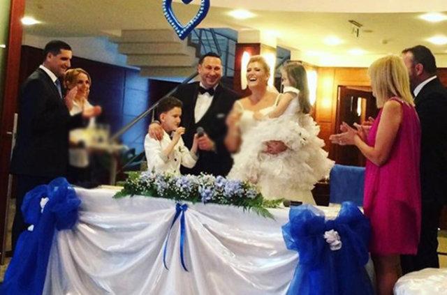 Özge Uzun ile Volkan Üst yeniden evlendi