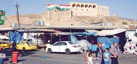 Türkmen nüfus ağırlıklı şehir Kerkük'te referandum öncesi endişe hakim!