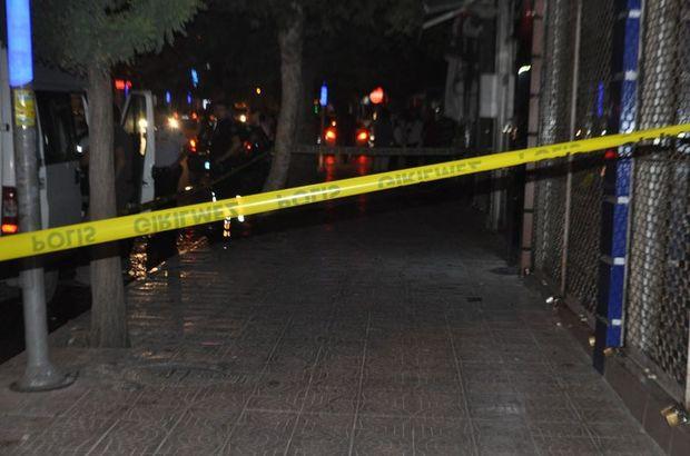 Adıyaman'da silahlı kavga: 1 ölü, 2 yaralı