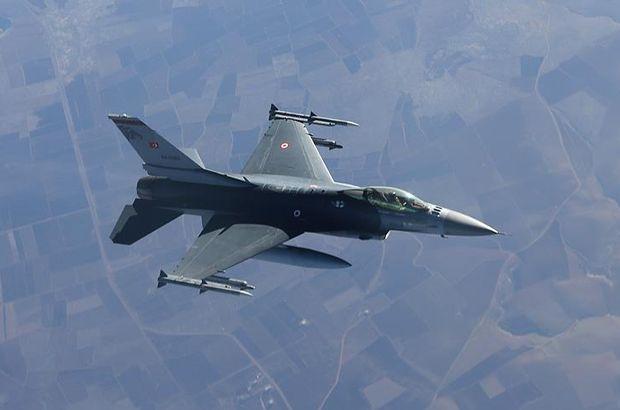 TSK'dan Kuzey Irak'a hava harekatı! Terör hedefleri vuruldu