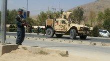 Afganistan'da NATO konvoyuna saldırı!