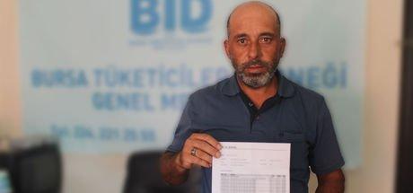 Bursa'da yanlışlıkla ihtiyaç kredisi talep tuşuna bastı, hesabına kredi yatırıldı