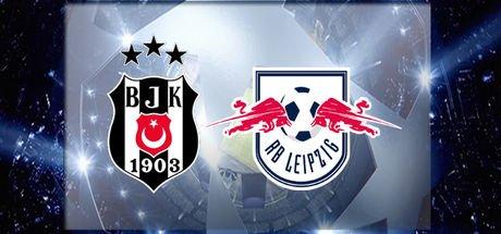 Beşiktaş - RB Leipzig maçı hangi kanalda, ne zaman?