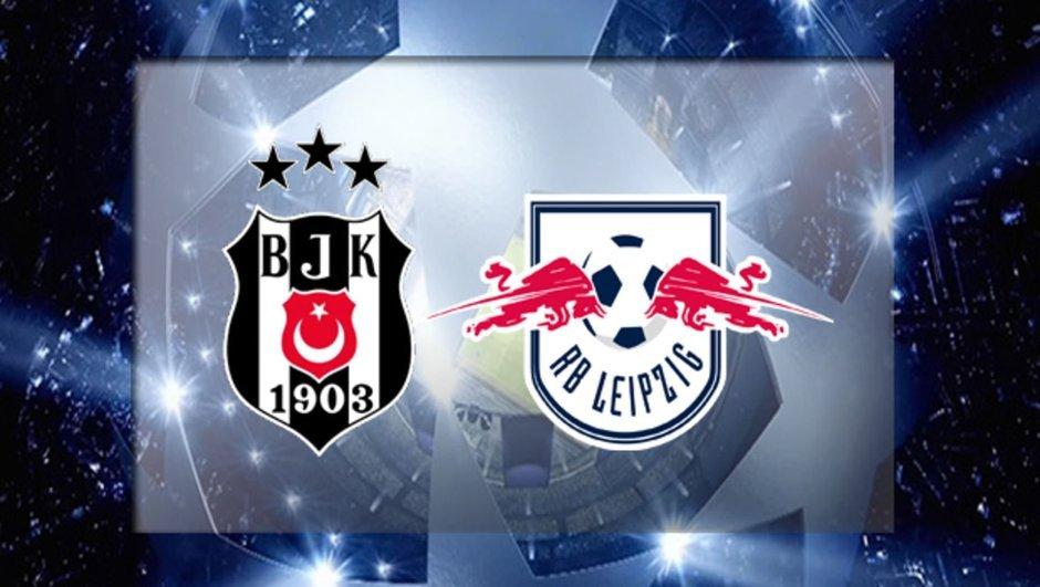 Beşiktaş - Leipzig