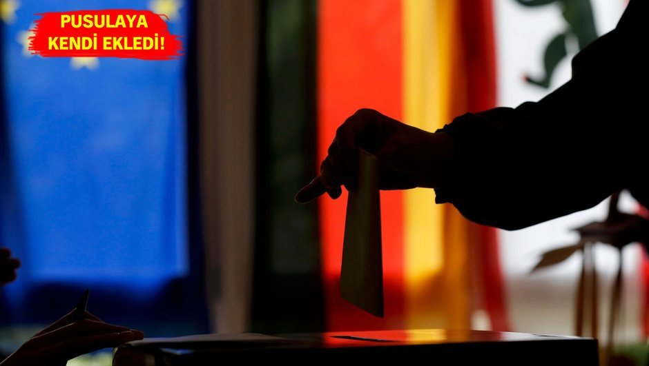 Almanya seçimlerinde Gomis'e oy!
