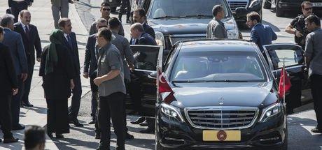 Cumhurbaşkanı Erdoğan, AK Parti İstanbul İl Başkanlığı'nda