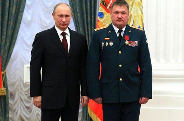 Rus Korgeneral Asapov Suriye
