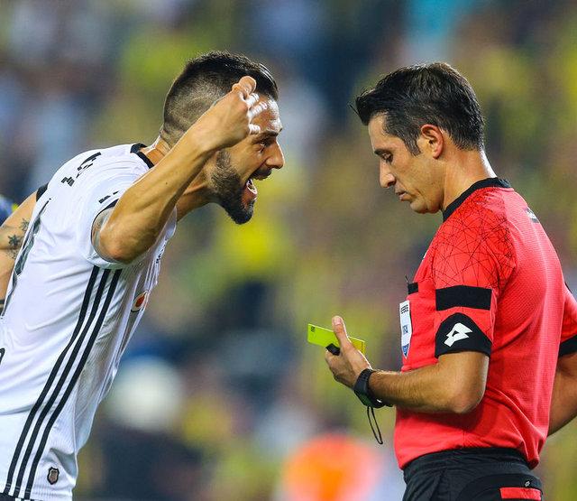 Fenerbahçe-Beşiktaş maçının hakemi Ali Palabıyık 6 hafta dinlendirilecek