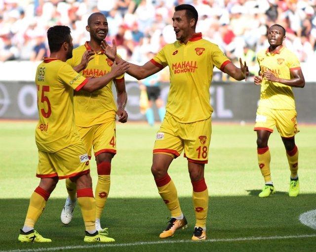Adis Jahovic, golleriyle Göztepe'yi taşıyor!