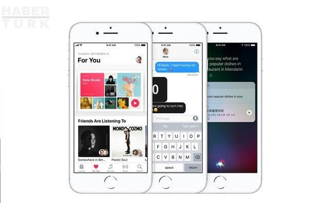 iPhone 8 ve 8 Plus'ın cam yüzeyine dikkat