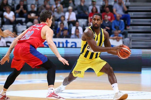Fenerbahçe Doğuş: 76 - CSKA Moskova: 72