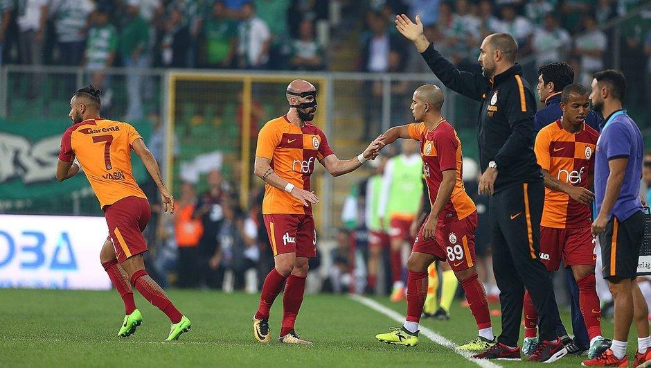 Bursaspor Galatasaray