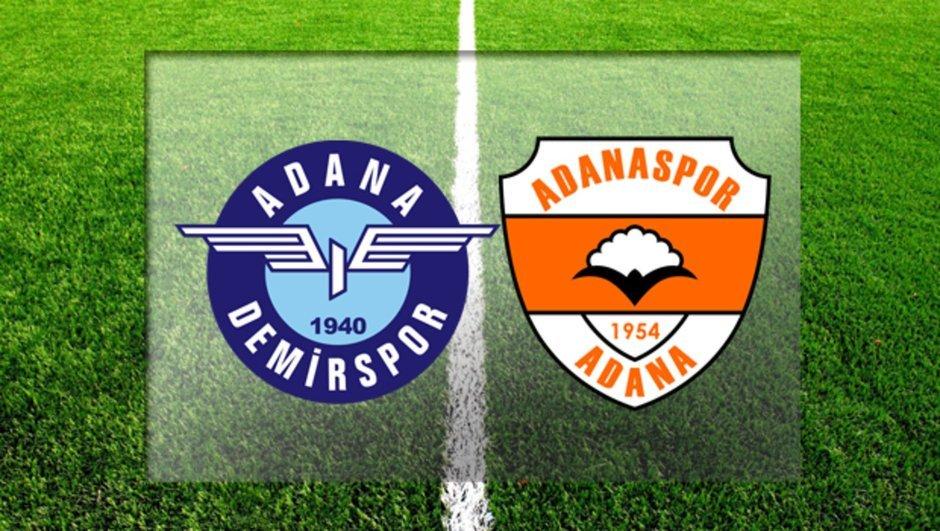 Adana Demirspor - Adanaspor