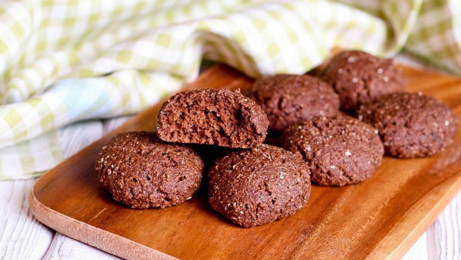 çikolatalı ıslak kurabiye