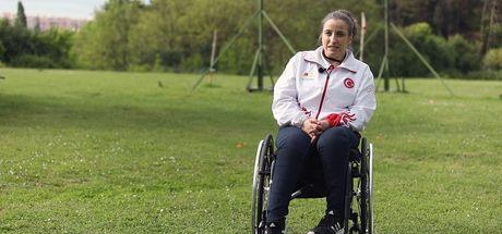 Ayşegül Pehlivanlar, Paralimlik Atıcılık kadınlar 10 metre havalı tabanca kategorisinde dünya rekoru kırdı