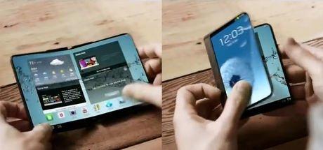 Samsung'un katlanabilir ekranlı telefonu yakında geliyor