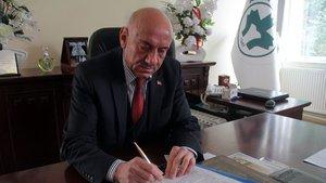 MHP'li Ağın Belediye Başkanı Yılmaz Serttaş ihraç edildi