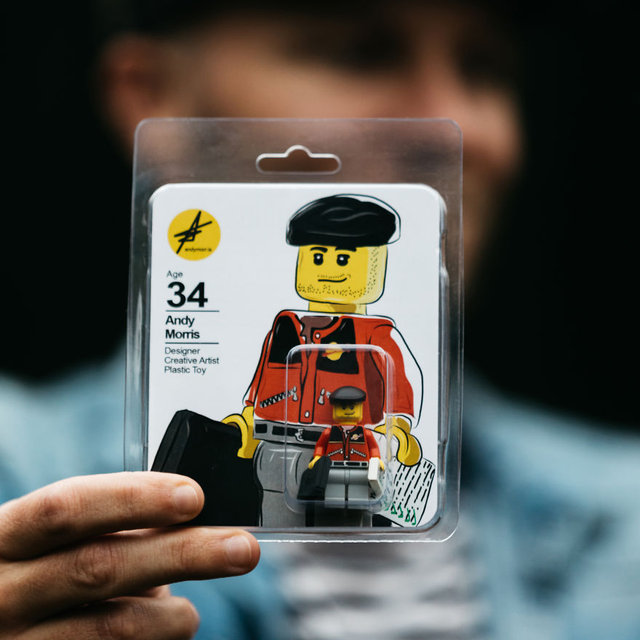İşe kabul edilme garantili Lego öz geçmiş!