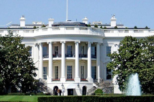 Beyaz Saray yakınlarında silahlı bir kişiye gözaltı