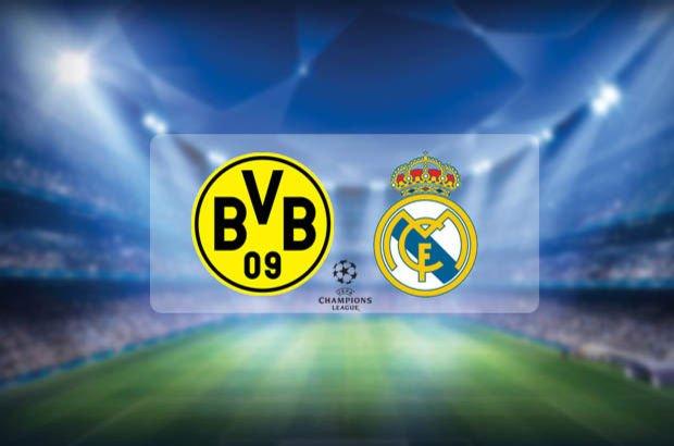 Borussia Dortmund ile Real Madrid karşılaşacak