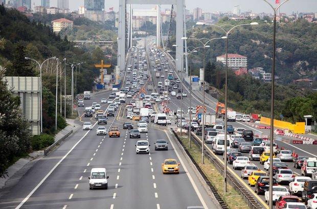 İstanbul trafik durumu