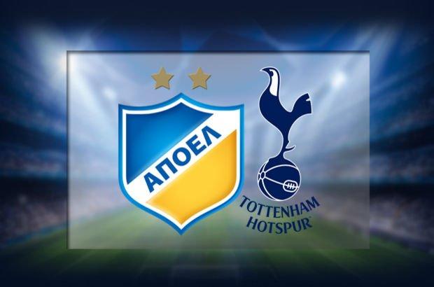APOEL Nicosia'nın konuğu Tottenham