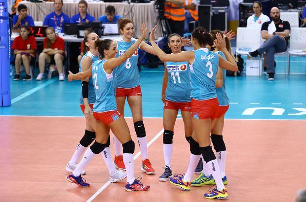 Türkiye: 3 - Ukrayna: 1 (MAÇ SONUCU)