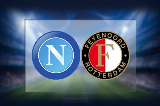 Napoli - Feyenoord maçı saat kaçta ve hangi kanalda?
