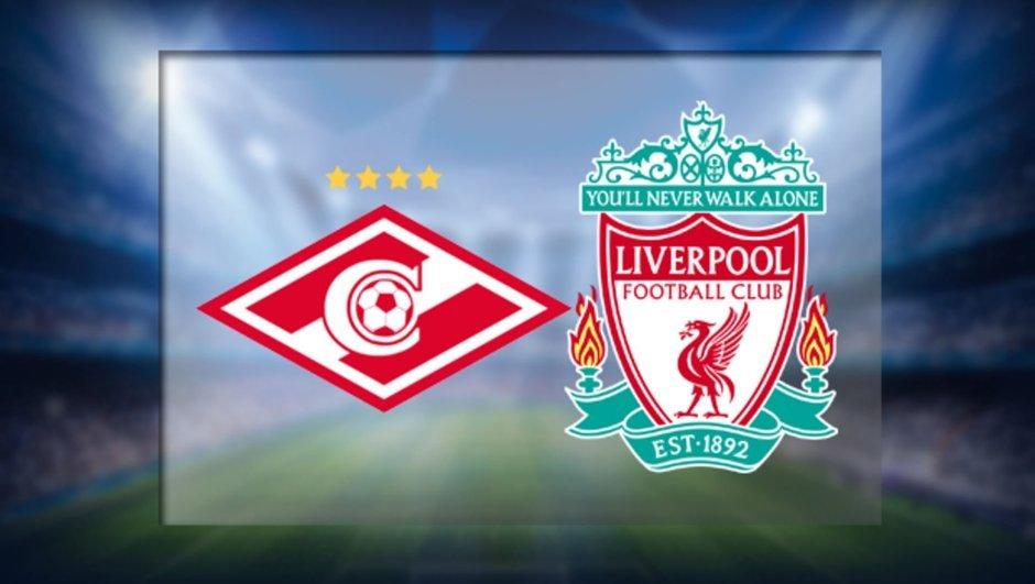 Spartak Moskova - Liverpool
